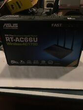ASUS RT-AC66U - +AC Adapter Bundle - Dual Band Gigabit Wireless Router
