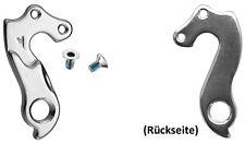 Schaltauge MARWI GH 045 Ausfallende für Rahmen, inkl. Schraubensatz