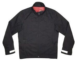 Novara Dutchtown Bike Cycling Jacket Men's M Black Red