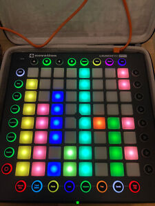 Novation Launchpad Pro 64-pad MIDI Grid Controller with Case