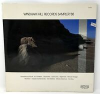 USED Windham Hill Records Sampler '88 Vintage Vinyl Record LP (WH-1065, 1988)