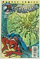 AMAZING SPIDER-MAN#32 VF/NM 2001 J SCOTT CAMPBELL COVER MARVEL COMICS