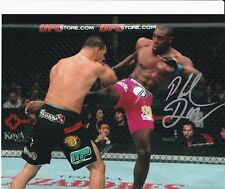 UFC Bellator MMA Phil Davis autographed signed 8x10 photo