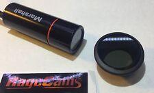 Glass Cap Film Through Lens Cap UV Clear Protector for Marshall CV200-mb Camera