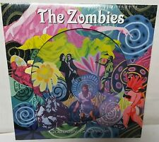 The Zombies Odessey And Oracle Picture Disc LP Vinyl Record new reissue