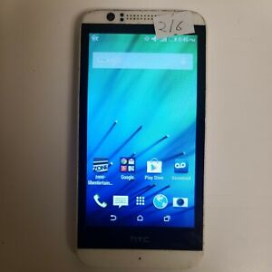 HTC Desire 510 (BOOST) 0PCV1 NO GMAIL CLEAN ESN *USED* READ