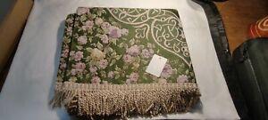 Royal Sejadah Luxury Green & Gold Prayer Mat Prayer Rug Islamic Gift