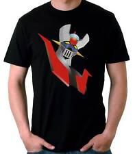 Camiseta Hombre Mazinger Z retro afrodita manga 80's t-shirt manga  corta
