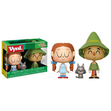 Wizard of Oz - Dorothy & Scarecrow Vynl.  Figure - Set of 2 NEW Funko