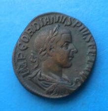 Gordien III Gordianus III sesterce PMTRP III COS II PP