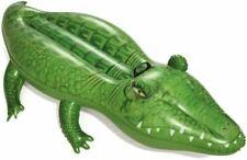 Enfants Gonflable Crocodile Rider eau d'été Piscine Jouet Plage Lilo Cadeau 3+