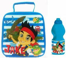 Jake and the Never Land Pirates Insulated Lunch Bag and Sports Bottle Set