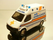 MATCHBOX SUPER KINGS  FORD TRANSIT - AIR AMBULANCE - WHITE - VERY GOOD