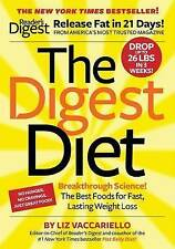 The Digest Diet: The Best Foods for Fast, Lasting Weight Loss by Editors of...