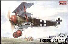 Fokker Dr.I << Roden #601, 1:32 scale