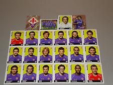 FIGURINE CALCIATORI PANINI 2006-07 SQUADRA FIORENTINA CALCIO FOOTBALL ALBUM