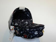 Cybex Pram Mios Lux Carry Cot Space Rocket Navy Blue By Anna K