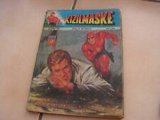 bd     kizilmaske  album 78  en italien       (bdm    goyave  1700)