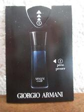 CODE - ED Parfum Probe für SIE