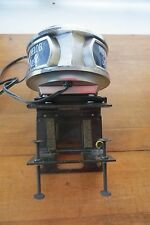 Michelob beer advertising table, bar or cash register lamp, light, electric, old