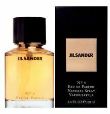 Jil Sander N° 4 - 100 ml.  Eau De Parfum Spray - unbenutzt + OVP  /S288
