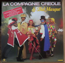 L A COMPAGNIE CREOLE LE BAL MASQUE  FRENCH  LP CARRERE