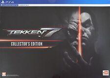 PlayStation4 PS4 Tekken 7 Collector's Edition PSVR Compatible HK version Sealed