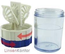 """Kontaktlinsen Behälter Reinigung & Aufbewahrung """"Reinigungsgerät Waschmaschine"""""""