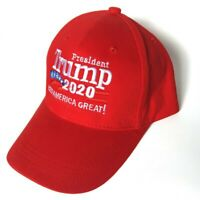 Donald Trump 2020 Keep Make America Great Cap President Election Hats Red