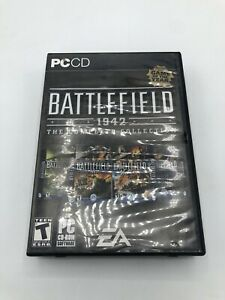 Battlefield 1942 The Complete Collection PC CD-ROM Game Includes Vietnam (8CD)