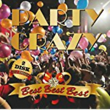 DJ OGGY-PARTY CRAZY BEST BEST BEST-JAPAN 2 CD E25
