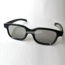 Passive 3D Glasses For RealD Cinema 3D TV Philips Panasonic Sony & More CAA