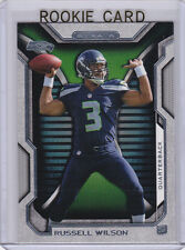 RUSSELL WILSON ROOKIE CARD 2012 Topps Strata RC Football NFL SEATTLE SEAHAWKS!