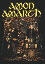 """Amon Amarth Drapeau/Drapeau """"Thor"""" Poster Flag Poster Drapeau Poster Flag"""