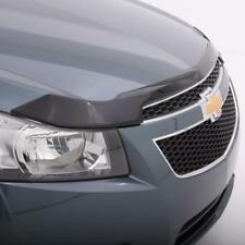 AVS for 17-18 Ford Escape Aeroskin Low Profile Acrylic Hood Shield - Smoke - avs