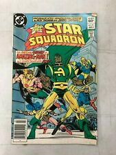 DC All-Star Squadron Vol 3 No 23 July 1983 Comic Book