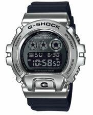 Reloj hombre digital Casio G-Shock GM-6900-1ER Caja acero+resina/Correa resina