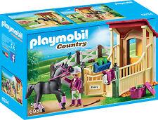 "Playmobil 6934 Pferdebox ""Araber"" NEU OVP"