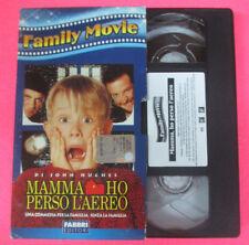 VHS film MAMMA HO PERSO L'AEREO John Hughes FAMILY MOVIE FABBRI (F107) no dvd