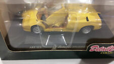 DETAILCARS 1/43  ART 112 Lamborghini Diablo Roadster DIECAST MODEL CAR IN YELLOW