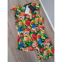 Nwt zara floral blouse size small