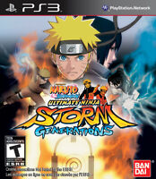 Naruto Shippuden: Ultimate Ninja Storm Generations PlayStation 3 PS3