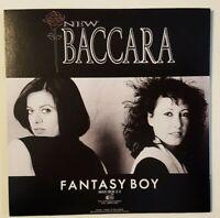 "New Baccara :Fantasy Boy (Special 12"" Mix - 7:05) •• NEW CD ITALO DISCO REMIX"