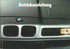 BMW 850 Ci 850 CSi 840Ci Betriebsanleitung 1993 E31 Bedienungsanleitung 8er BA