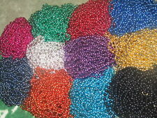 FALCONS MARDI GRAS BEADS//PARTY FAVORS-FREE SHIPPING 48 72 120 144