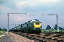DP2 AT TRING MAY 1963 Rail Photo