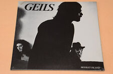 GEILS BAND LP MONKEY ISLAND PROG 1°ST ORIG ITALY 1977 SIGILLATO SEALED AUDIOFILI