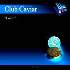 "12"" - Club Caviar - I Wish (TECHNO HOUSE) BLUE RECORDS HOLLAND NUEVO NEW LISTEN"