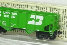 N Twin Hopper Burlington Northern Micro-Trains 55090 NEU OVP