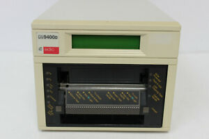 ADIC DS9400D EXTERNAL SCSI DLT4000 20/40GB TAPE DRIVE 98-5475-01